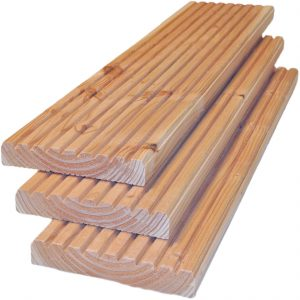 Douglas vlonderplank 25 x 140 mm