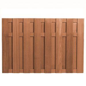 Bangkirai Hardhouten Tuinscherm 120x180cm 103383