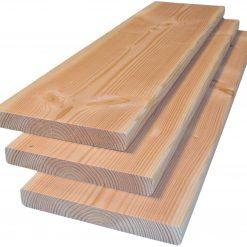 Douglas plank 25 x 195 mm geschaafd