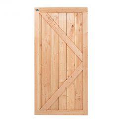CarpGarant Douglas deur rabat dicht 180 x 99 cm 133066