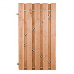 CarpGarant Douglas frame deur universeel geschaafd 180 x 100 cm 103455