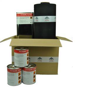 EPDM dakpakket breedte 375 cm