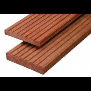 Hardhouten plank massaranduba 21 x 145 mm