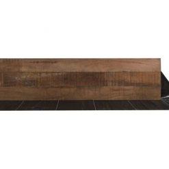 Hardhouten AVE beschoeiingsschot 100 cm
