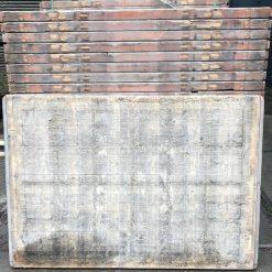 Lariks steenschot 100 x 145 x 5,2 cm