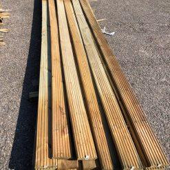 Bundel verkoop SALE Grenen Vlonderplanken
